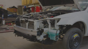 collision and frame repair