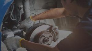 unibody brake and suspension repair