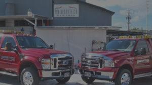unibody tow trucks